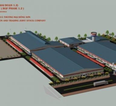 Dự án xây dựng khu công nghiệp Bắc Thăng Long